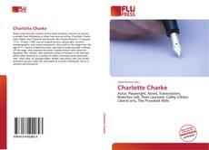 Buchcover von Charlotte Charke