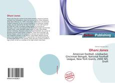 Capa do livro de Dhani Jones