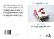 Bookcover of Ana Castillo