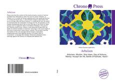 Arba'een kitap kapağı