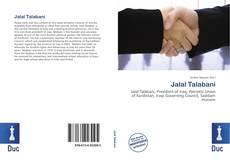 Portada del libro de Jalal Talabani