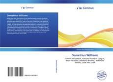Buchcover von Demetrius Williams