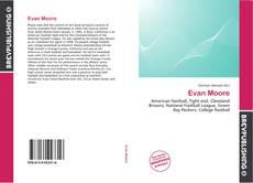 Обложка Evan Moore