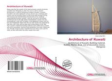Bookcover of Architecture of Kuwaiti