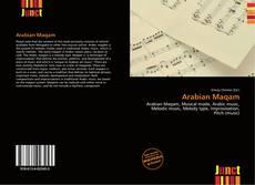 Copertina di Arabian Maqam