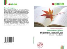 Bookcover of Emma Donoghue