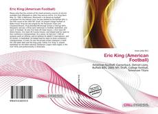 Bookcover of Eric King (American Football)