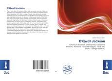 Portada del libro de D'Qwell Jackson
