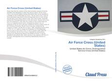 Copertina di Air Force Cross (United States)