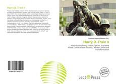 Buchcover von Harry D. Train II
