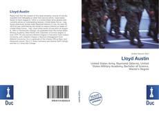Portada del libro de Lloyd Austin