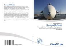 Capa do livro de Duncan McNabb