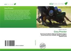 Bookcover of Cory Procter