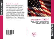 Buchcover von Charles H. Bonesteel III
