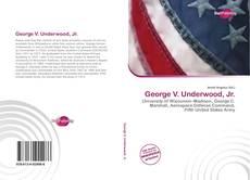 Buchcover von George V. Underwood, Jr.
