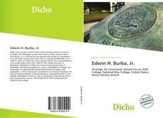 Bookcover of Edwin H. Burba, Jr.