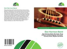 Bookcover of Don Harrison Band
