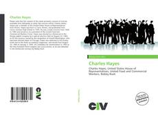 Bookcover of Charles Hayes
