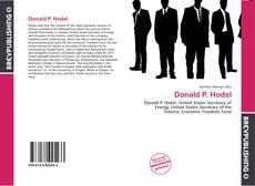 Borítókép a  Donald P. Hodel - hoz