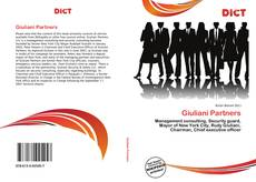 Copertina di Giuliani Partners