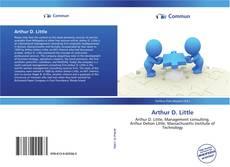 Bookcover of Arthur D. Little
