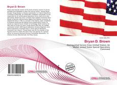 Bookcover of Bryan D. Brown