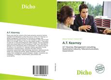 Bookcover of A.T. Kearney