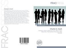 Buchcover von Charles G. Koch
