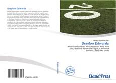 Braylon Edwards kitap kapağı