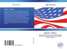 Buchcover von David F. Sellers
