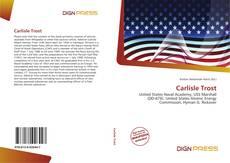 Carlisle Trost kitap kapağı