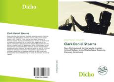 Bookcover of Clark Daniel Stearns