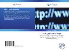 Buchcover von Bain Capital Ventures
