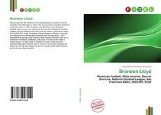 Bookcover of Brandon Lloyd