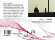 Обложка John L. Estrada