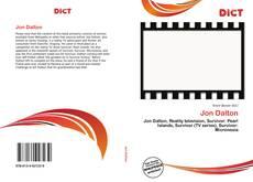 Bookcover of Jon Dalton