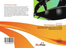 Bookcover of Christopher Knight