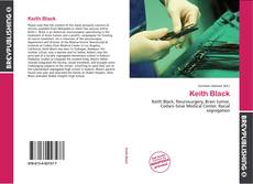 Capa do livro de Keith Black