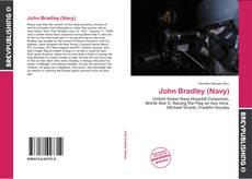 Обложка John Bradley (Navy)
