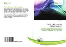 Bookcover of Kevin Alexander (Linebacker)