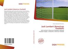 Bookcover of Jack Lambert (American Football)