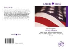 Bookcover of Jeffrey Piccola