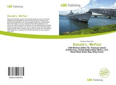 Bookcover of Donald L. McFaul