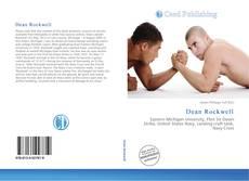 Capa do livro de Dean Rockwell