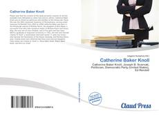 Bookcover of Catherine Baker Knoll