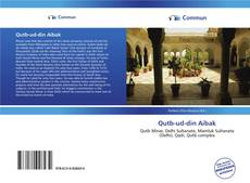 Buchcover von Qutb-ud-din Aibak