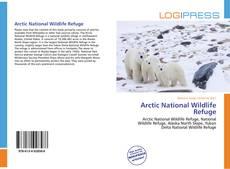 Обложка Arctic National Wildlife Refuge
