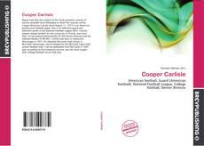 Обложка Cooper Carlisle