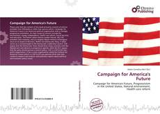 Bookcover of Campaign for America's Future