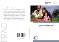 Copertina di Family Research Council